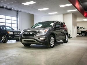 2015 Honda CR-V EX-L, AWD, Remote Starter, 3M Hood, Leather, Hea