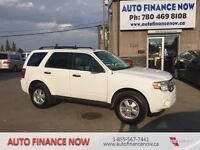2011 Ford Escape 4x4 $71 BIWEEKLY WE FINANCE ALL INSTANT !! CALL