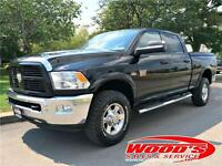 2012 DODGE RAM 2500 OUTDOORSMAN 4X4 CREW