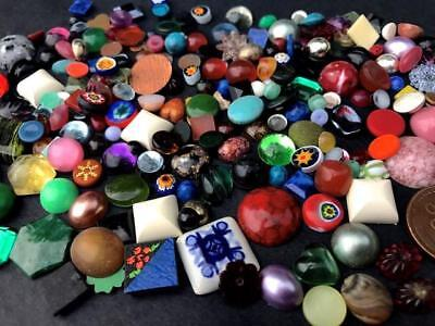 Vintage Plastic Glass Metal Cabs Mix 230