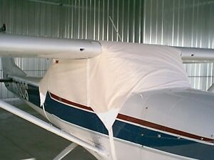 Cessna 150 & 152 cabin and Windshield Covers (SunforgerCanvas