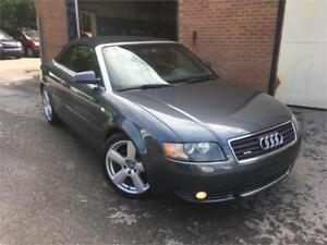 AUDI A4 2006/AUTO/AWD/TOIT DECAPO/CUIR/MAGS/AC/GROUPES ELECTRIQU