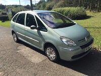 2004 Citroen Picasso 1.6 desire 2 12 months mot cheap reliable car