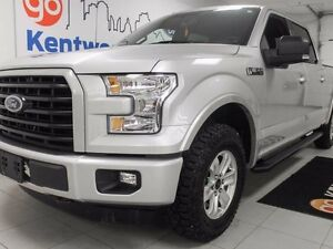 2015 Ford F-150 5.0L V8 with NAV AND back up cam. Never get lost