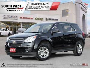 2015 Chevrolet Equinox AWD | Cruise | Bluetooth | Alloy Wheels