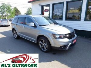 2015 Dodge Journey Crossroad FWD 7 Pass only $99 weekly!