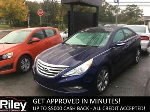 2014 Hyundai Sonata Limited STARTING AT $155.40 BI-WEEKLY