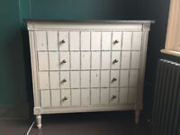5 piece set bedroom furniture (chest of drawers,bench, desk, 2 bedside tables) from MADE for £450