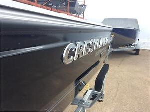 REDUCED! 2016 CRESTLINER 1850 FISH HAWK YOUR CHOICE OF MOTOR!!!