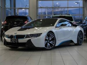 2015 BMW I8 i8 2dr All-wheel Drive Coupe