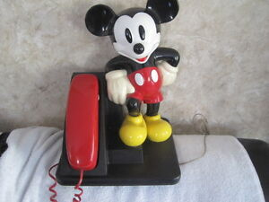 micky mouse phone