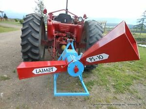 Laimet PS-10 screw chipper *reduced price*