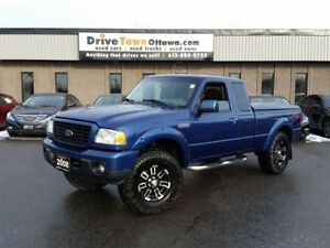 2008 Ford Ranger SUPER CAB 4X4 **SPORT LIFTED**