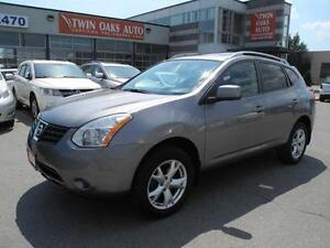 2008 Nissan Rogue SL - AWD - LEATHER - ROOF - CERTIFIED