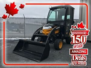 2013 YANMAR SC2400 TRACTOR/SNOW BLOWER (SUMMER SALE!)