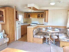 Perfect family static caravan near Great Yarmouth, Norfolk by the coast, not Kings Lynn