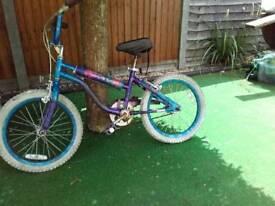 Small girls bike.
