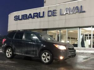 2015 Subaru Forester 2.5i Touring Awd **Toit ouvrant**
