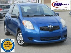 2007 Toyota Yaris 3-Door Liftback LOW KMs