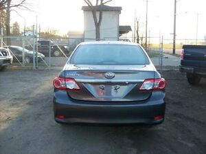 2012 Toyota Corolla AUTO/4DOOR/LOW PAYMENTS Edmonton Edmonton Area image 5