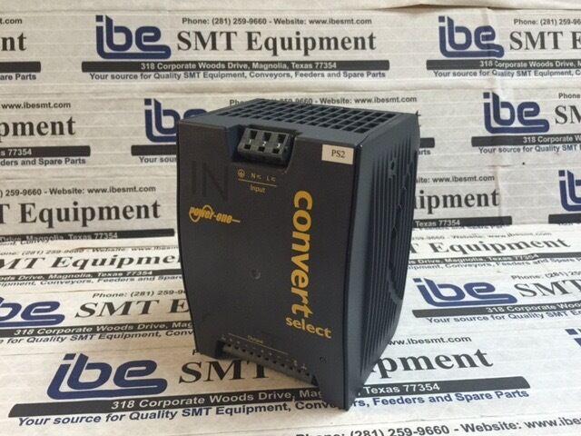 Power One AC DC Converter LWR 1601-6