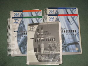 4th Class Engineering Books