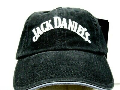 NWT Officially Jack Daniel's Whisky Old No7 Ball Cap Hat