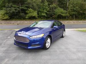 2013 FORD FUSION SE...LOADED!! ONLY 64,000 KMS!! APPLY TODAY!!