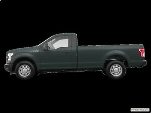 2017 Ford F-150 4WD SUPER CREW 157'' WB LOCATION COMMERCIAL DISP