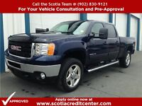 2011 GMC SIERRA 2500 SLT LOADED WITH NAVIGATION AND DVD