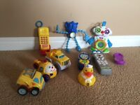 Lot of Baby Toys