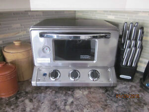 Bravetti Pro - Commercially Rated Convection/Toaster Oven