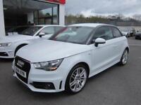 Audi A1 1.4Tfsi S Line 3dr PETROL MANUAL 2014/14