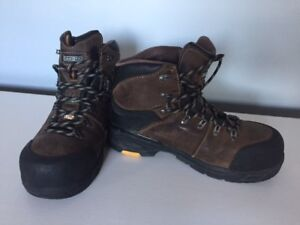 Dakota Steel Toe Work Boots