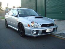 2000 Subaru Impreza N MY00 WRX Club Spec AWD Evo IV Silver 5 Speed Manual Sedan Hampstead Gardens Port Adelaide Area Preview