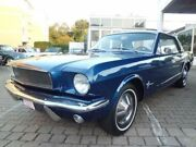 Ford Mustang mit H-Zullas.