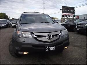 2009 Acura MDX Elite Pkg**accident free**3 years warranty includ