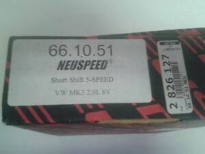 Neuspeed Mk3 Golf Short Shifter