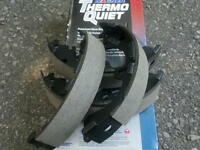 93-02 Toyota Corolla rear brake shoes (Brand:Wagner PAB551)