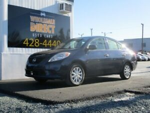 2012 Nissan Versa SEDAN 5 SPEED 1.6 L