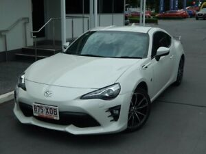 2016 Toyota 86 ZN6 GTS Pearl White 6 Speed Sports Automatic Coupe North Lakes Pine Rivers Area Preview