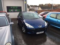 Peugeot 307 HDi, 12 Months MOT, Serviced, Warranty, Great Condition
