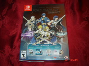 Fire Emblem Warriors SPECIAL EDITION NINTENDO SWITCH SEALED