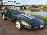 1994 J CHEVROLET GMC CORVETTE 5.7 COUPE 2D AUTO