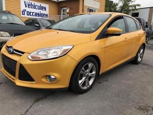 2012 Ford Focus SE **FULLY LOADED & CERTIFIED**