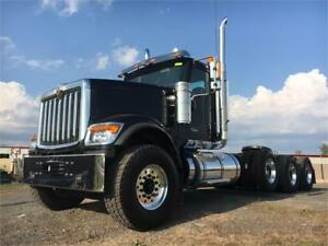 2018 Int'l HX520 4 Axle Day Cab