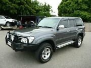 2006 Toyota Landcruiser HDJ100R VX Grey Automatic Wagon Rosslea Townsville City Preview