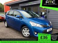 2014 Toyota Verso 1.6 V-matic Active **Full Service History - 7 Seater**