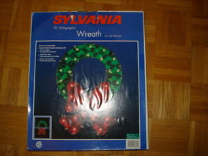 *NEW* Wreath light For Christmas