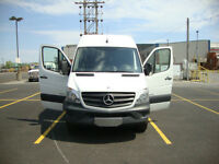 2014 Mercedes-Benz Sprinter Cargo-Van